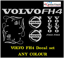 Volvo FH4 decal mega pack. truck graphics stickers ANY COLOUR