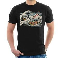 The Great Sushi Wave Of Kanagawa Men's T-Shirt