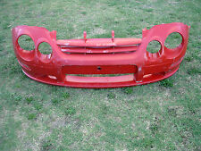 GENUINE FORD AU SERIES 2 & 3 XR6 XR8 FRONT BUMPER BAR TICKFORD.