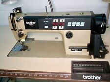Brother Industrial Sewing Machine Exedra E 40 Mark Ii Db2 B737 413 Withtable