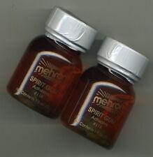 2oz Mehron Theatrical Spirit Gum Glue For Mustache Beard Wig Adhesive 2 x 1-oz