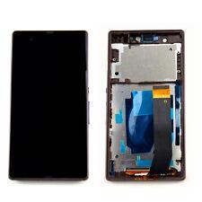 Ecran complet lcd avec tactile numériseur pour Sony Xperia Z L36H L36 LT36