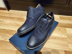 Cole Haan Frankland Plain Toe Oxford style C31409 MEN Sz 9.5 New with box