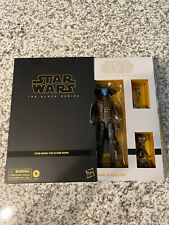 Star Wars The Black Series Cad Bane & Todo 360 SDCC Exclusive Clone Wars NEW