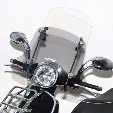 Windschutzscheibe Piaggio Vespa GT-L GTS 125-250-300 Verstellbar Windschild Faco