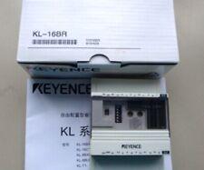 New KEYENCE KL-16BR PLC Module
