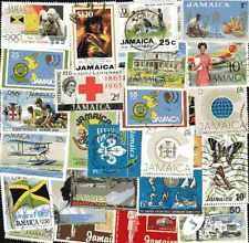 Jamaique - Jamaica 300 timbres différents
