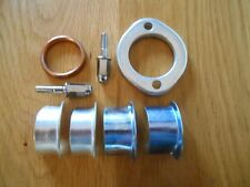 HONDA CG125 CB XL XL185, ECHAPPEMENT serrages COLS Pince Support Kit 26mm