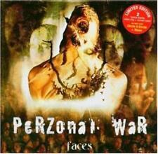 Perzonal War - Faces CD #17243