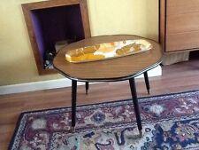 Octagon Vintage/Retro Coffee Tables