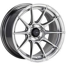 """Advanti Racing 79H Storm S1 15x9 4x100 +35mm Titanium Wheel Rim 15"""" Inch"""