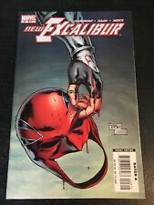New Excalibur#23 Incredible Condition 9.4(2007) Tan Cover!!