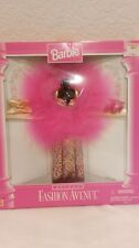 BARBIE FASHION AVE COLLECTION MATTEL 14307 W/ FASHION BOOKLET MIB NRFB 4UNOW2DAY