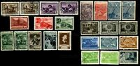 USSR RUSSIA Soviet Stamps Postage Collection WWII MINT LH CTO OG Used