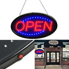 Ultra Bright Led Neon Open Light Business Sign Board Bar Shop Restaurant On/Off