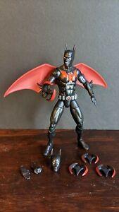 "Batman Beyond Terry McGinnis DC Multiverse LOBO BAF wave 6"" Loose Figure"