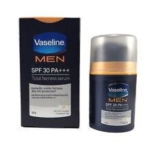 Vaseline MEN Face Anti Spot Whitening Total Fairness Serum SPF30 PA+++ 50g +TN