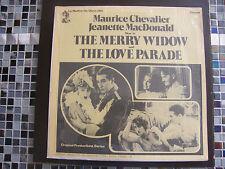 LP Maurice Chevalier/Jeanette Macdonald-La nadine du disco 260 pressage canadien