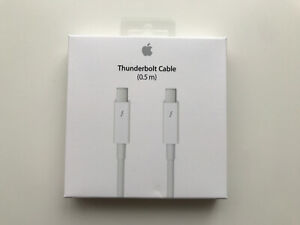APPLE Thunderbolt Cable (0.5 m) Sealed