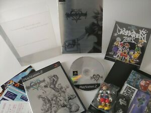 Playstation 2 Kingdom Hearts Final Mix Platinum Limited Edition PS2 Japan Used