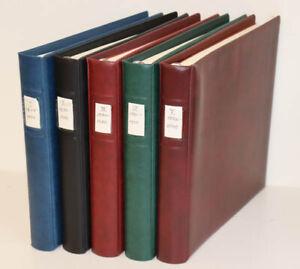 Bundesrepublik 1949 bis 2000 postfrische Sammlung in 5 schönen Lindner Alben
