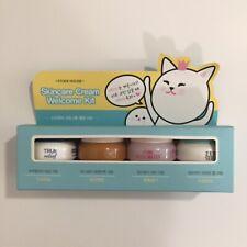 Etude House Skincare Cream Welcome Trial Kit Honey Cera Pink Vital Water