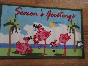 FLAMINGO rug - CHRISTMAS HOLIDAY