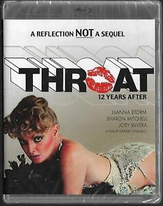 VINEGAR SYNDROME : Throat - 12 years after (Gerard Damiano) OVP (Annie Sprinkle)