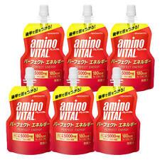 Amino VITAL Perfect Energy 130g × 6 bags Amino acid 5000mg 180 kcal Japan