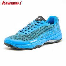 *NEW* Kawasaki K-353 Indoor Court Shoe - SIZE UK 8 - Blue - Badminton & Squash