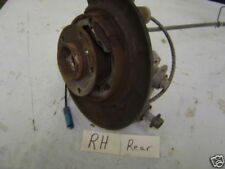 bmw 528i  models sedan knukle hub bearing  assembly  rh 2000