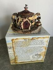Boyds Bearly Built Villages The Tea Cozy