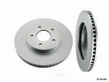 Disc Brake Rotor-Meyle Front WD Express 405 09098 500