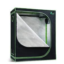 Greenfingers 120x60x150cm Grow Tents Hydroponics Plant Tarp Shelves Kit