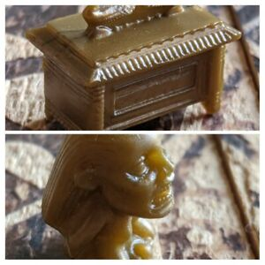 Indiana Jones Monopoly Replacement House Hotel Idol Ark