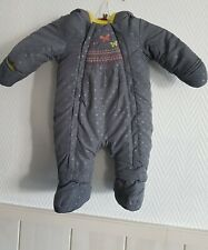 combinaison/manteau bébé 6 mois  67 cm ORCHESTRA fille