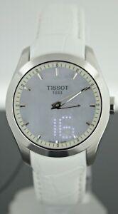 Tissot Couturier T035.246.16.111.00  MOP Dial Ladies Watch