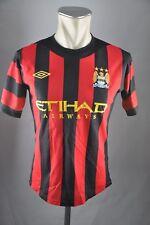 Manchester City Kids Shirt #45 Balotelli Size 164 (34) Kids L Jersey