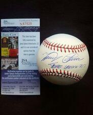 MIGUEL CABRERA signed TRIPLE CROWN 2012 OMLB Baseball DETROIT TIGERS JSA N67529