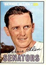 1967 Topps 118 Bernie Allen EX #D351823