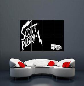 SCOTT PILGRIM VS THE WORLD POSTER ART PRINT XXL GIANT WA265