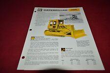 Caterpillar D5B Crawler Dozer Dealer's Brochure DCPA4 ver3