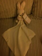M & S BABY   BUNNY COMFORTER  NEW WITH TAGS