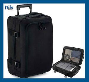 Valigia Trolley da Viaggio Lavoro Con Porta PC Borsa Bagaglio a Mano Aereoporto
