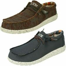 Mens Hey Dude Casual Deck Shoes Wally Sox
