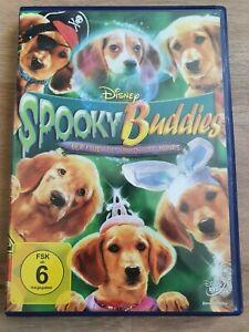 DVD   Spooky Buddies - Der Fluch des Hallowuff-Hunds   Film   Disney