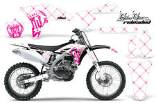 Yamaha Graphic Kit AMR Racing Bike Decal YZ 250F Decal MX Parts 10-13 RELOADED P