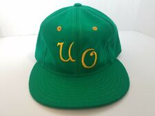 1964 University Of Oregon Ducks Hat Ebbets Field Flannels Collegiate Ballcap USA