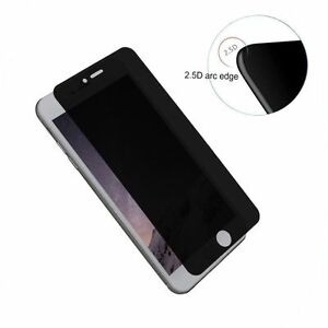 For iPhone 6 6s 7 Plus Anti-Spy Peeping Privacy Tempered Glass Screen Protector