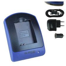 Akku-Ladegerät (USB) SLB-10A SLB10A für Samsung WB850F, WB855F, WB2100